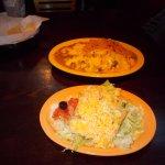 Carlos O'Briens, Mayo Blvd, Phoenix, AZ. Great Mexican food.