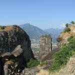 Photo of Megalo Meteoro Monastery