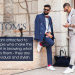Toms fashion