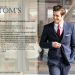 Features for your complete suit