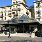 Photo de Victoria Jungfrau Grand Hotel & Spa