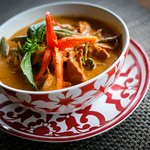 Gaeng Dang (Red Curry Chicken)