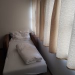 Lovely clean functional and pleasant staff. Triple room