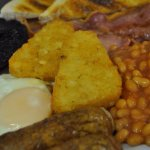 Try our famous breakfast