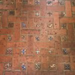 Tiles in the entry hall - Hillview Suite 58