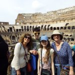 in the Coliseum