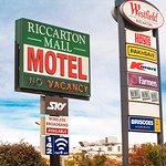 Riccarton mall motel