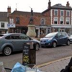 The Grasshopper on the Green, Westerham, Kent