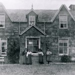 Viewbank in 1899 - the Pearson family from Hartlepool visiting
