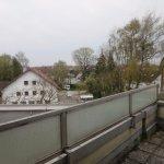 Blich von Terrasse /Balkon