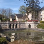 le chateau du clos de la ribaudiere Photo