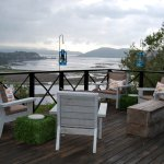 Our liquid landscape view of Knysna!