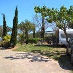 Foto de Camping l'Orangeraie