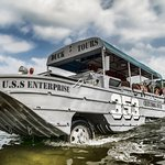 The USS Enterprise Returns