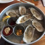 Oysters from Chincoteague