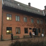 The pharmacy at the Norsk Folkemuseum - Oslo