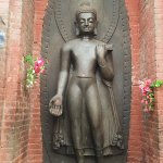 Boudh statue