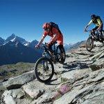 Mountainbike-Paradies am Fusse des Matterhorns