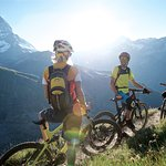 Mountainbike-Paradies am Fusse des Matterhorns