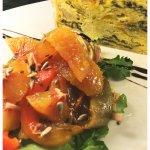 Torta salata di verdure | Vegetables quiche