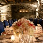 Private dining - La Grotta up to 20 guests. Please call for more info