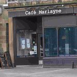 Cafe Marlayne stands out!