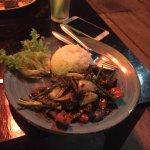 Garlic/pepper beef