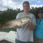 A Nice Red Fish for dinner.