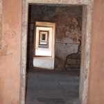 Jahangir Mahal inside Gwalior Fort.