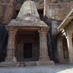 Chaturbhuj Temple also called Temple of Zero.