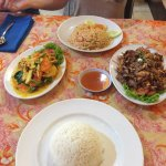 such a good spot we visited 4x during our stay. red curry everytime and other dishes were tasty