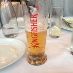 Kingfisher on draught