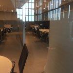 Foto de Qatar Airways Al Mourjan Business Lounge