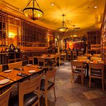 Wine shop, dining room, private party room
