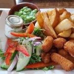 Very nice food