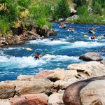 Guided kayak trip and rentals