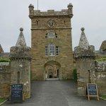 Culzean Castle und Parkanlage Foto
