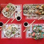 Half Price Sushi Tuesday