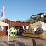 Watersports at Tala Bay beach club