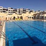 Tala Bay Beach Club on Aqaba South Beach - Lap pool