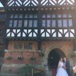 Beautiful setting for wonderful wedding