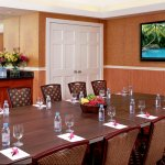 Conference Meeting Room with flexible setup for any event.