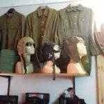 Tenues Militaires Musée KGB