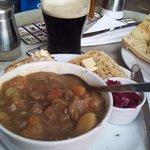 Scouse and Guinness at the Baltic.