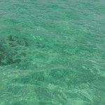 Islas del Rosario, aguas calidas y transparentes