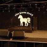Stone Pony stage
