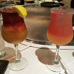 2 very nice cocktails