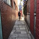 Discover cool alleyways youd never find on your own!
