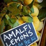 huge Amalfi lemons