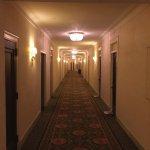 The long, long corridors